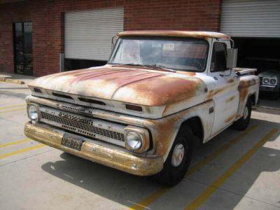 1966 C10